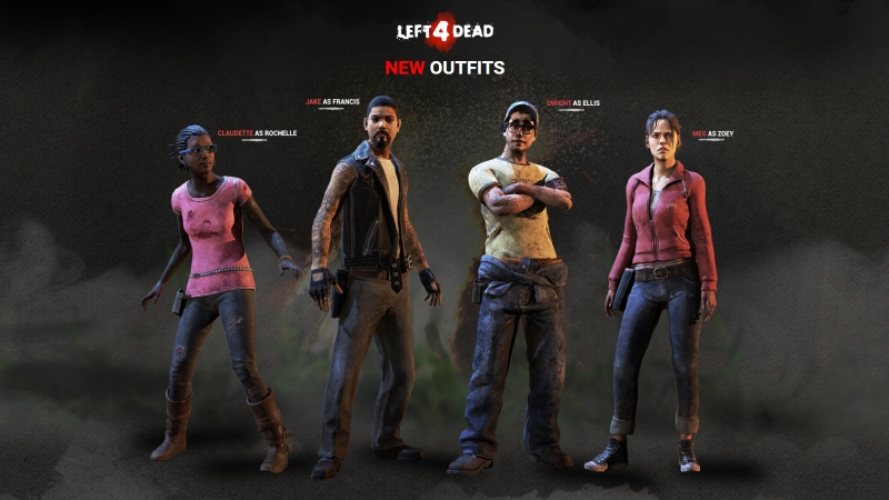 DBD outfits