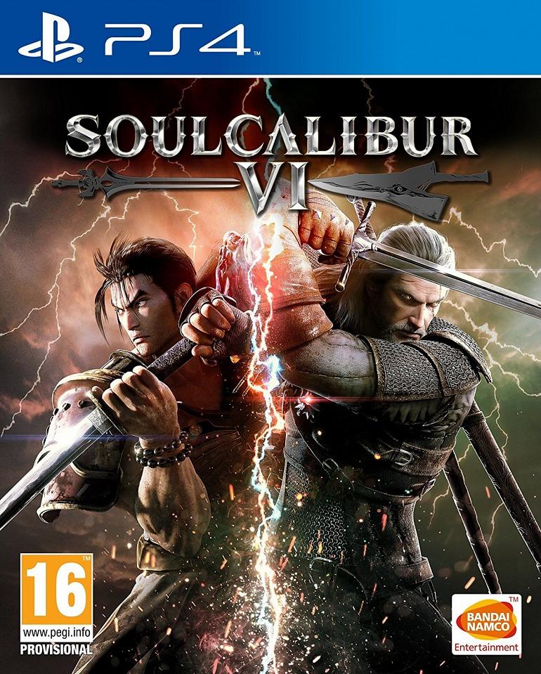 soulcaliur VI